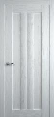 Дверь мебель массив Неаполь 5 ПГ Эмаль белая дуб
