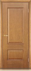 Дверь мебель массив Верона Г (Светлый дуб)