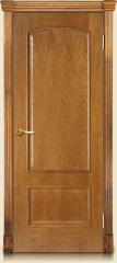Дверь мебель массив Венеция Г (Светлый дуб)