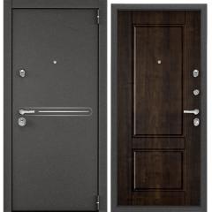Дверь TOREX SUPER OMEGA 100 Колоре гриджио / Дуб мореный