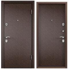 Дверь TOREX DELTA-M 10 Steel Медный антик / Медный антик