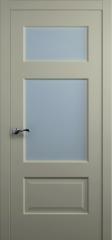 Дверь мебель массив Болонья 3 ПО (Эмаль ral 7044)