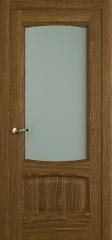 Дверь мебель массив Антик ПО Светлый дуб