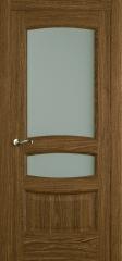 Дверь мебель массив Валенсия ПО Светлый дуб