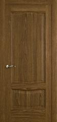 Дверь мебель массив Севилья ПГ Светлый дуб