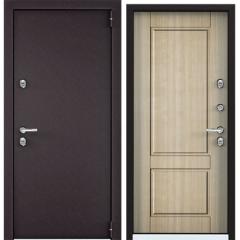 Дверь TOREX SNEGIR 55 MP RAL 8019 / Венге светлое