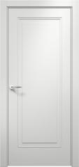 Дверь мебель массив Альфа 1 ПГ (Эмаль Белая)