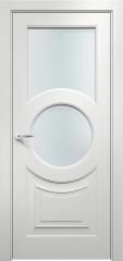 Дверь мебель массив Латина 6 ПО эмаль белая