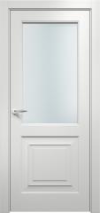 Дверь мебель массив Латина 2 ПО эмаль белая
