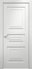 Дверь мебель массив Латина 3 ПГ эмаль белая