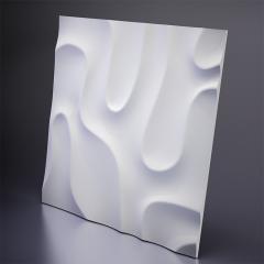 Гипсовая 3D панель FOG 2 600x600x24 мм
