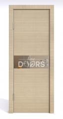 Дверь межкомнатная DO-509 Неаполь/зеркало Бронза
