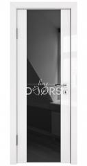 Дверь межкомнатная DO-DIANA/500 Стекло черное