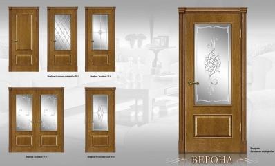 Дверь Мебель массив Верона
