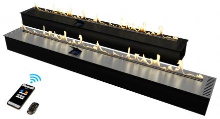 Автоматический биокамин ZeFire Automatic 2200 с ДУ