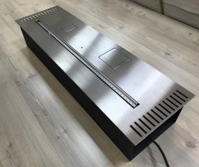 Автоматический биокамин ZeFire Automatic 600 с ДУ