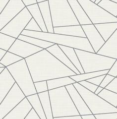 Бумажные обои с акриловым напылением Casa Mia Graphite (RM90708)