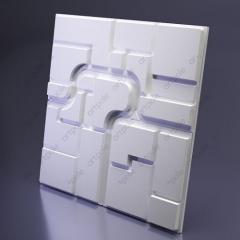 Гипсовая 3D панель SPACE 2 600x600x32 мм