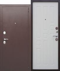 Входная дверь Ferroni Гарда 8 мм Белый ясень