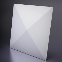 Гипсовая 3D панель ZOOM X4 600x600x51 мм