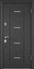 Дверь TOREX DELTA-100 Черный шелк / Дуб медовый Дуб медовый