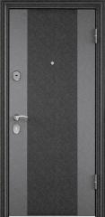 Дверь TOREX DELTA-100 Черный шелк / Кремовый ликер ПВХ кремовый ликер