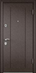 Дверь TOREX DELTA-100 Медный антик / Дуб пепельный Дуб пепельный