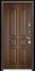 Дверь TOREX DELTA-100 Медный антик / Орех лесной ПВХ Лесной орех