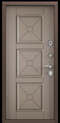 Дверь TOREX DELTA-112 Медный антик / Кофе с молоком ПВХ кофе с молоком