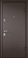 Дверь TOREX DELTA-112 Медный антик / ПВХ Бетон серый