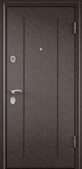 Дверь TOREX DELTA-112 Медный антик / Шамбори светлый ПВХ Бел шамбори