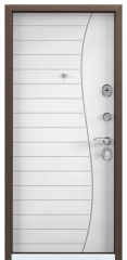 Дверь TOREX DELTA-M 10 Белый Белый / Белый Белый