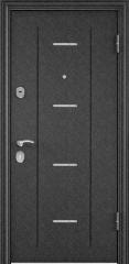 Дверь TOREX DELTA-M 10 Черный шелк / Молочный шоколад ПВХ молочный шоколад