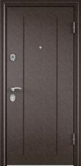 Дверь TOREX DELTA-M 10 Медный антик / Орех лесной ПВХ Лесной орех