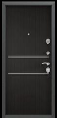Дверь TOREX DELTA-M 10 ПВХ Каштан темный / Венге ПВХ Венге