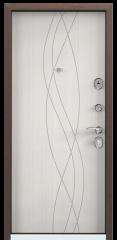 Дверь TOREX DELTA-M 10 Шамбори светлый ПВХ Бел шамбори / Шамбори светлый ПВХ Бел шамбори