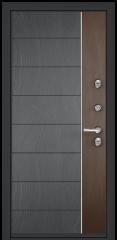 Дверь TOREX DOMANI 100 Черное дерево / Ирландский серый