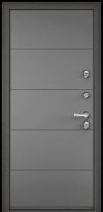 Дверь TOREX DOMANI 100 Графен / Темный пепел