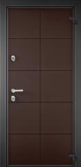 Дверь TOREX DOMANI 100 RAL 8017 коричневый / Молочный шоколад