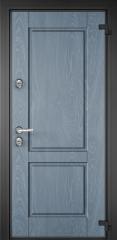 Дверь TOREX DOMANI 100 Синий гиацинт / Ирландский серый