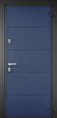 Дверь TOREX DOMANI 100 Синий сапфир / Кремовый ликер