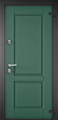 Дверь TOREX DOMANI 100 Зеленый изумруд / Белый Белый
