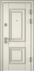 Дверь TOREX PROFESSOR 4+ 02 Слоновая кость ПВХ слоновая кость / Слоновая кость ПВХ слоновая кость