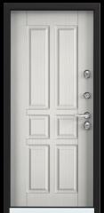 Дверь TOREX SNEGIR 20 Колоре гриджио / Шамбори светлый ПВХ Бел шамбори