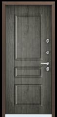 Дверь TOREX SNEGIR 20 Медный антик / Дуб пепельный Дуб пепельный