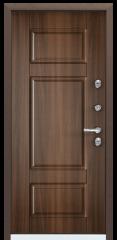 Дверь TOREX SNEGIR 20 Медный антик / Орех лесной ПВХ Лесной орех