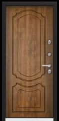 Дверь TOREX SNEGIR 20 RAL 8019 / Дуб медовый Дуб медовый