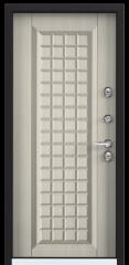 Дверь TOREX SNEGIR 45 RAL 3005 / Белый перламутр