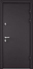Дверь TOREX SNEGIR 45 RAL 8019 / Белый перламутр