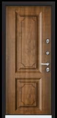 Дверь TOREX SNEGIR 45 RAL 8019 / Дуб медовый Дуб медовый
